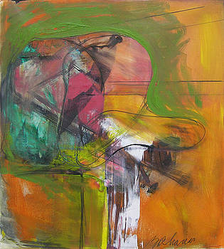 Abstract Colorful by Athos Zacharias