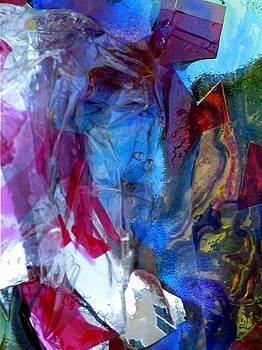 Abstract Elephant by Mary Herring