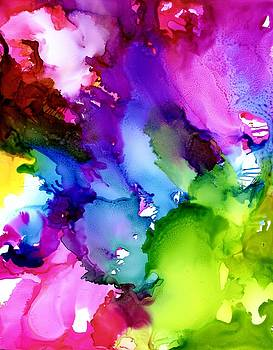 Abstract Explosion by Andrea Patton