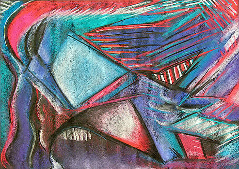 Joe Michelli - Abstract Expressive 001