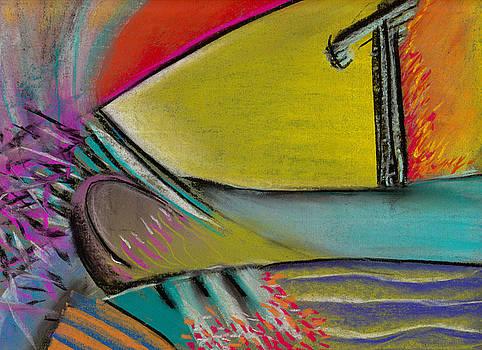 Joe Michelli - Abstract Expressive 002
