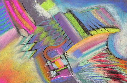 Joe Michelli - Abstract Expressive 003
