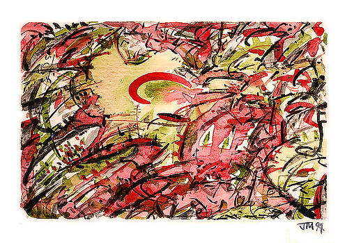 Joe Michelli - Abstract Expressive 008