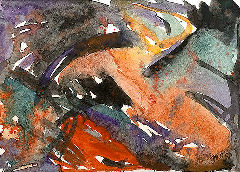 Joe Michelli - Abstract Expressive 010