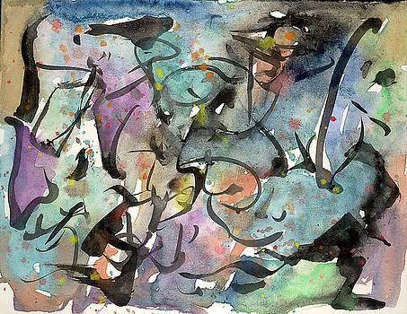 Joe Michelli - Abstract Expressive 012