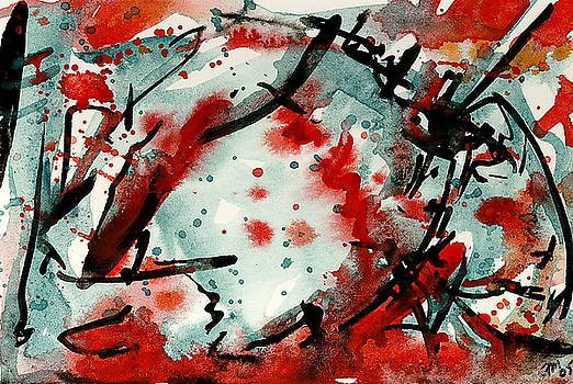 Joe Michelli - Abstract Expressive 021
