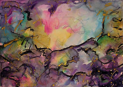 Joe Michelli - Abstract Expressive 022