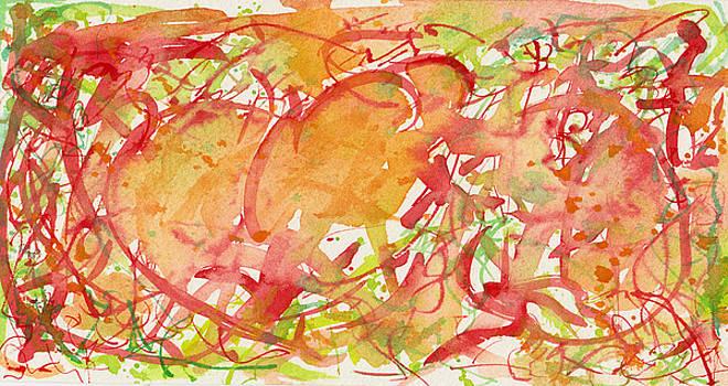 Joe Michelli - Abstract Expressive 027