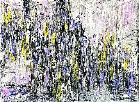 Abstract Fragments 48 by Carla Sa Fernandes