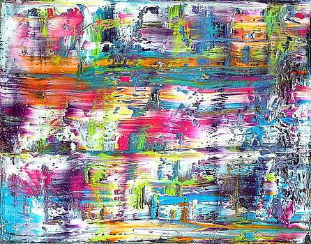 Abstract Fragments #51 by Carla Sa Fernandes