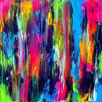 Abstract Fragments #52 by Carla Sa Fernandes