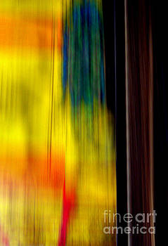 Abstract-From a Rolling Train by Robert Riordan