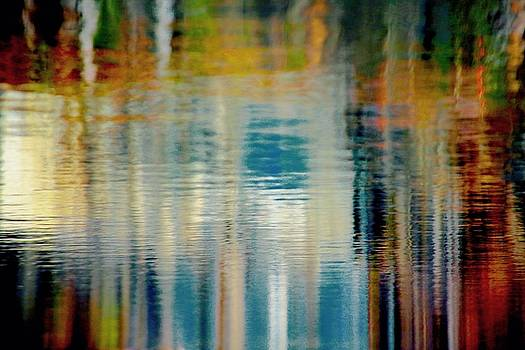 Abstract  by Gillis Cone