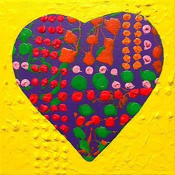 Abstract Heart 28218 by John  Nolan