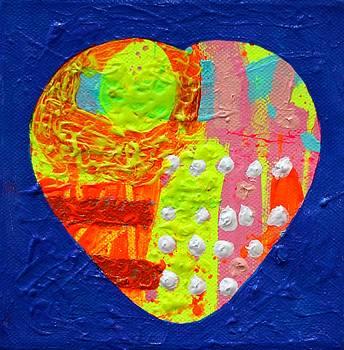 Abstract Heart II by John  Nolan