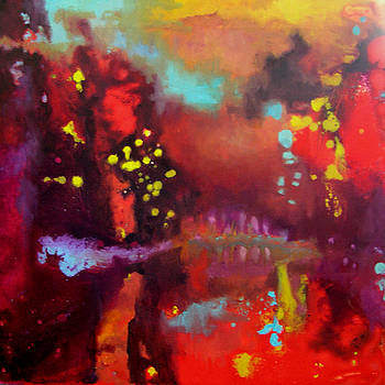 Abstract Ii by Valerie Aune