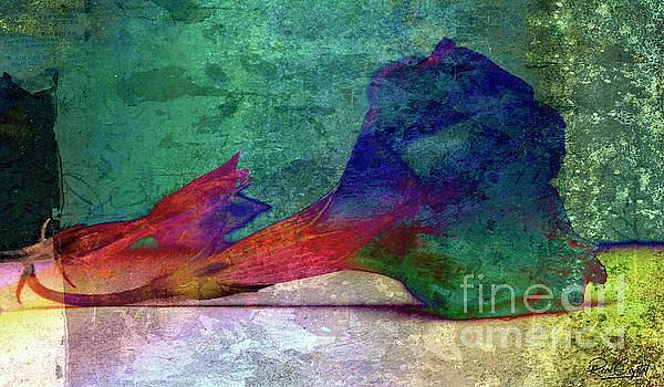 Abstract In Glory by Rene Crystal