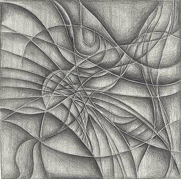 Karen Musick - Abstract in Pencile