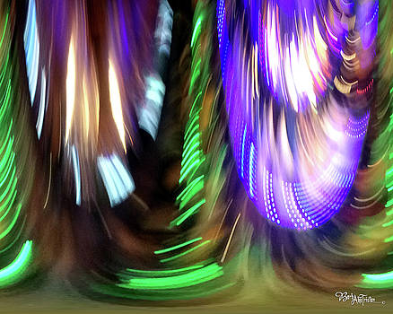 Abstract Inspiring #0609_9 by Barbara Tristan