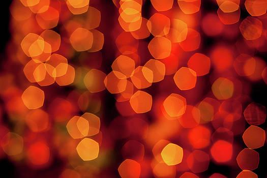Abstract Lights by Keattikorn Samarnggoon