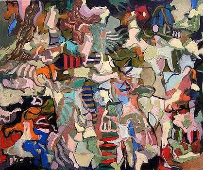 Abstract by Liubov Meshulam Lemkovitch
