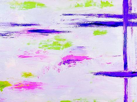 Abstract Mood by Ed Berlyn
