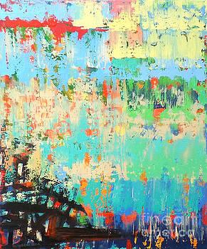 Abstract N29 by Elizabeth Elkin