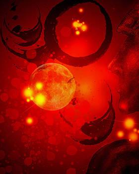 Abstract-Nebula by Patricia Motley
