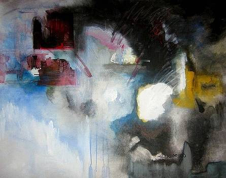 Abstract No 5 by Halle Treanor