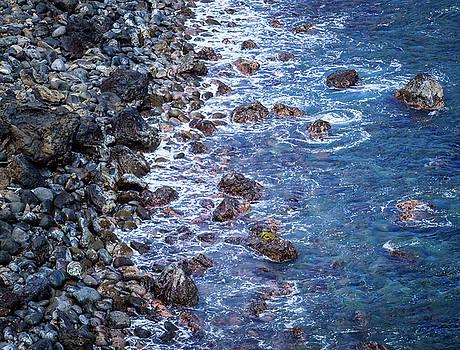 Abstract Ocean by Paki O'Meara