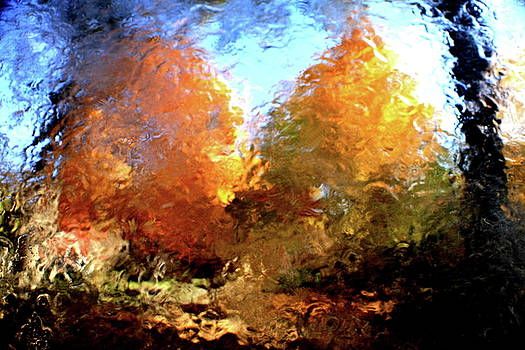 Abstract of Autumn IIl by Charles Shedd