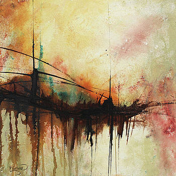 Patricia Lintner - Abstract Painting Contemporary Art