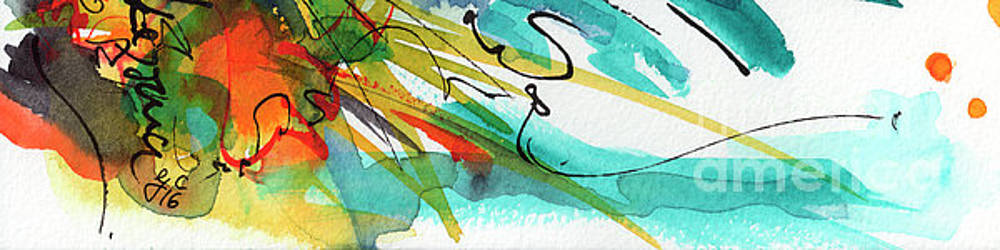 Ginette Callaway - Abstract Panorama Intuitive Art