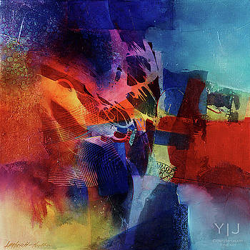 Abstract by Pat Hould