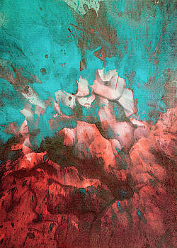 Abstract Print 1115 by Filippo B