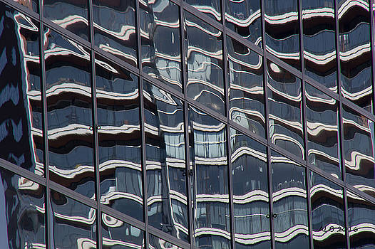 Abstract Rotterdam by April Bielefeldt