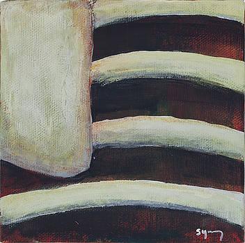 Sara Young - Abstract Scapula