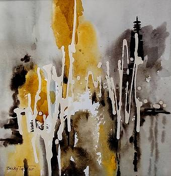 Abstract Scene by Becky Taylor