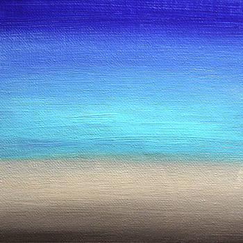 Abstract Sea 3 by Masha Batkova