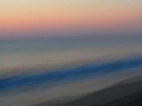 Juergen Roth - Abstract Seascape 1