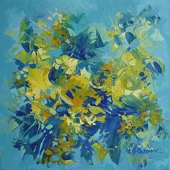 Abstract spring by Elena Oleniuc
