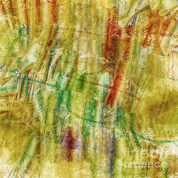 Abstract Sunday by Deborah Benoit