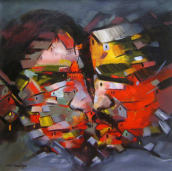 Abstract by Sunil Bambal