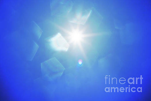Abstract Sunlight by Atiketta Sangasaeng