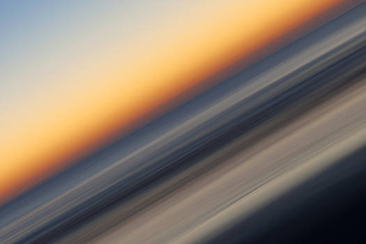 Abstract Sunset by Mike Santis