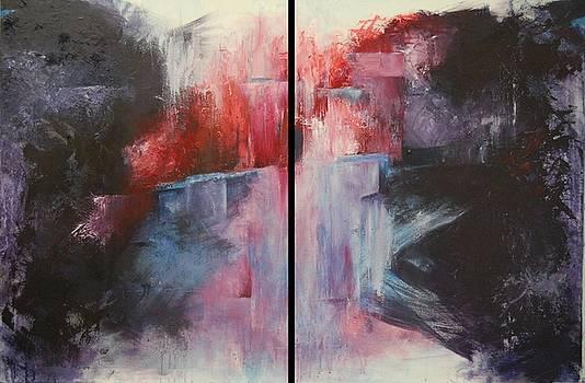 Abstract surprise 2 by Jos Van de Venne