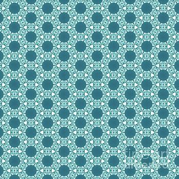 Alisha at AlishaDawnCreations - Abstract Turquoise Pattern 3