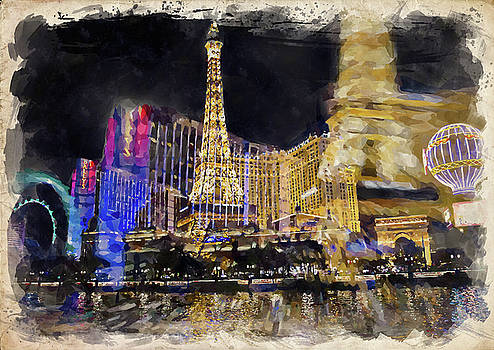 Ricky Barnard - Abstract Vegas IV
