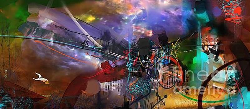 Robert Anderson - Abstract week 1