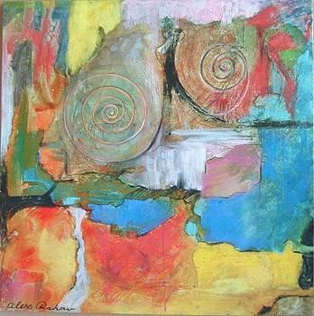 Alex Rahav - Abstract14